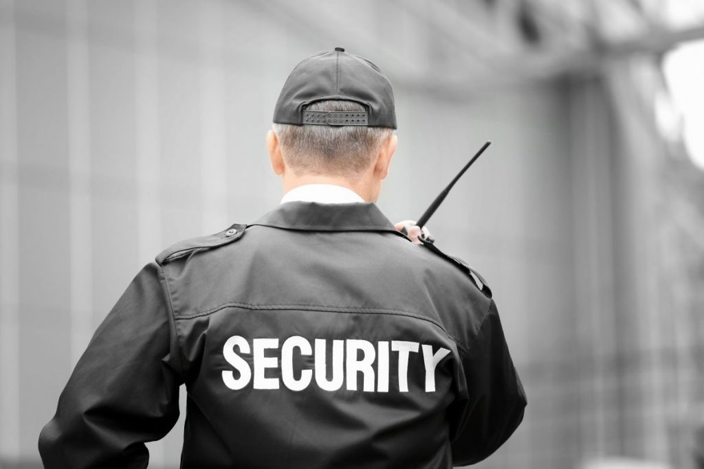 Close Protection Officer In London