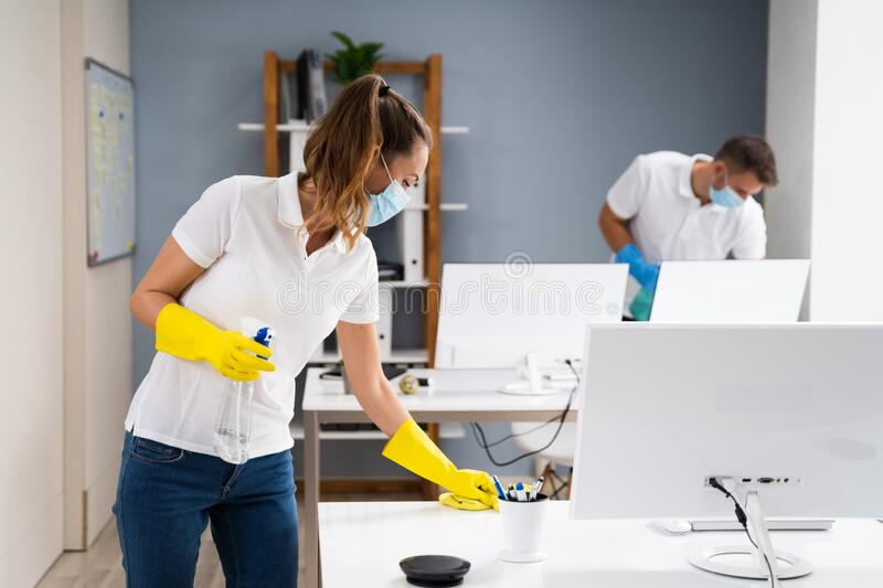 Retail Cleaning Tamworth